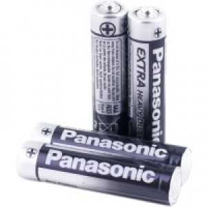 Батарейка Panasonic GENERAL PURPOSE R3 TRAY 4 ZINK-CARBON (Польша)