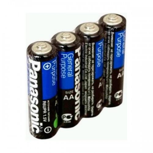 Батарейка Panasonic GENERAL PURPOSE R6 TRAY 4 ZINK-CARBON