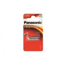 Батарейка Panasonic Micro Alkaline LRV08 BLI 1(A23 / MN21 / V23)