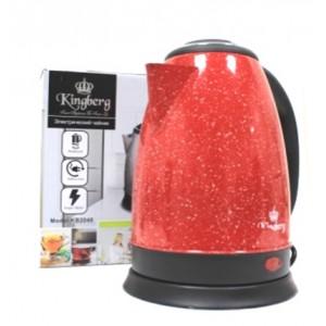 Електричний чайник KB 2040 Red Kingberg (CB 2843)