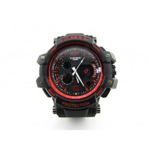 Часы наручные G-SHOCK GPW-1000 Black-Red
