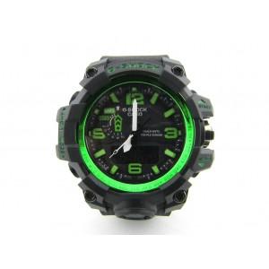 Часы наручные G-SHOCK GWG-1000 Black-Green