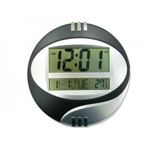 Електронний настільнний годинник KK-6870
