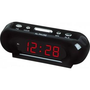 Електронний настільний годинник VST-716 (716-1 Red)