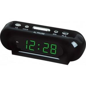 Електронний настільний годинник VST-716 (716-2 Green)