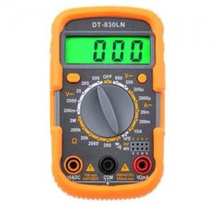 Мультиметр DT 830 LN (ART-1022)