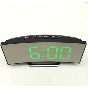 Настільний годинник 6507 зелений (ART-6800)