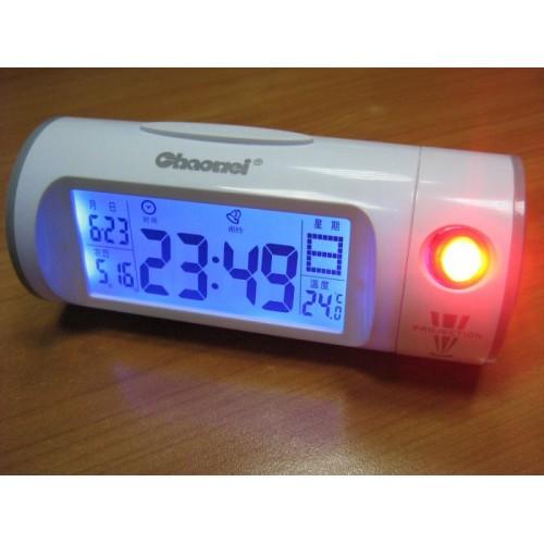 Настольные электронные часы 8097