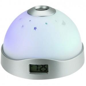 Настільний годинник 2091 з проектором BLUE BOX