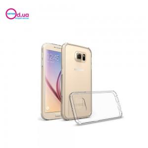 Чехол Samsung S7 прозрачный