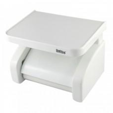 Держатель для туалетной бумаги закрытый с полочкой (BH30127)