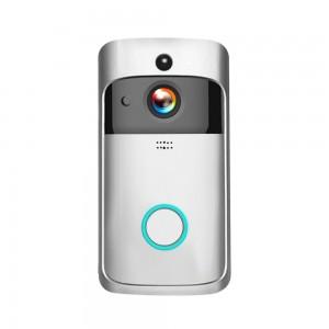 Домофон Wi-Fi SMART DOORBELL CAD M6 1080p