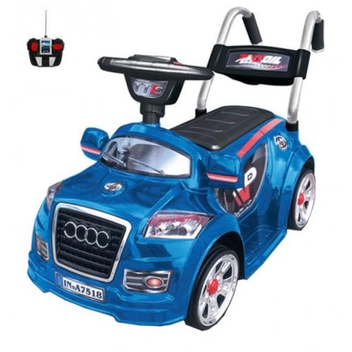 Детский электромобиль BT-BOC-0041 BLUE Audi