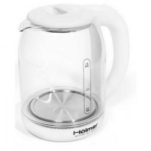Чайник електричний Holmer HKS-1720GW (скляний)