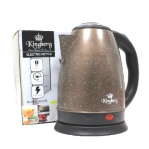 Електричний чайник KB 2040 Brown Kingberg (CB 2843)