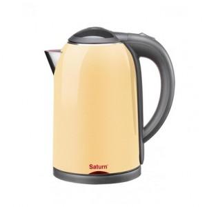 Чайник електричний ST-EK8449 Beige, 1,8кВт, 1.7л, диск