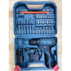 Набор инструментов с шуруповертом 24V 64048