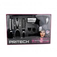 Pritech фен-расческа 7in1 LD6071
