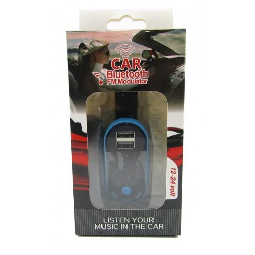 Fm модулятор Bluetooth FM-1224