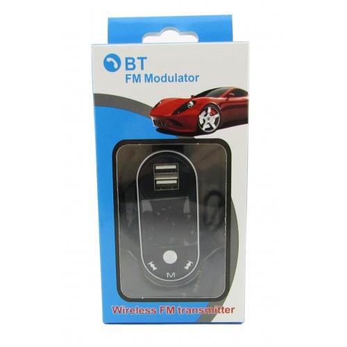 Fm модулятор трансмиттер Bluetooth FM-Z09
