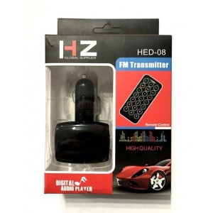Fm модулятор трансмиттер hed08