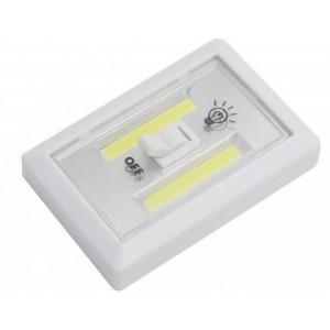 Аварійний світильник настінний 3xAAA BL-1158 COB (ціна за упаковку)