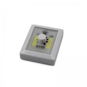 Фонарик BL 8772A + с регулятор COB (цена за уп. 18 шт.)