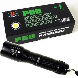 Фонарик BL 8900-P50 1*18650 battery