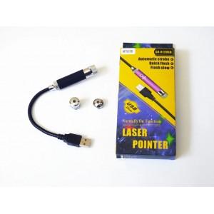 Лазерна указка (працює від USB)