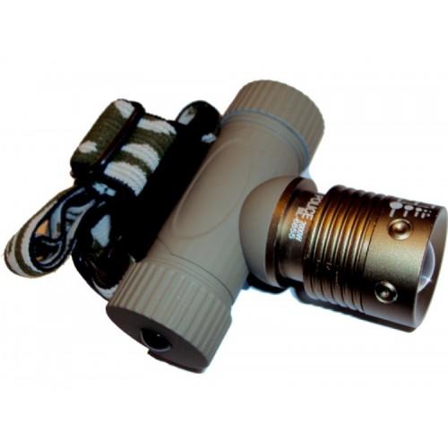 Налобный фонарь Bailong BL-6855 2000W