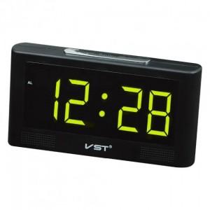 Настільний годинник VST 732Y зелений