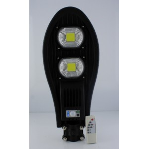 Вуличний ліхтар на стовп 7481 (solar street light 180W COB With Remote)