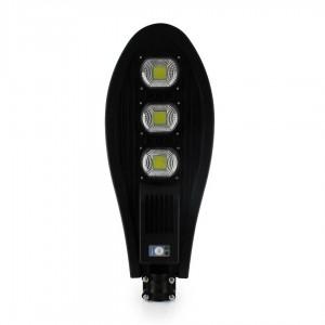 Вуличний ліхтар на стовп 7482 (solar street light 270W COB With Remote)
