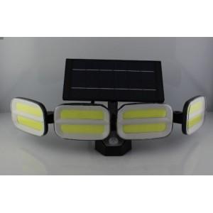 Уличный фонарь с солнечной  панелью BL KXK 601 Solar 240 COB