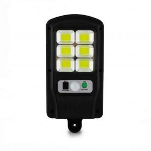 Уличный фонарь solar light BL BK818-6 COB