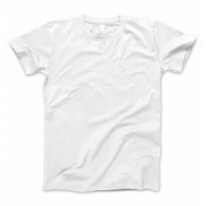 Футболка Basiс White (хлопок, по размерам уточняйте наличие)