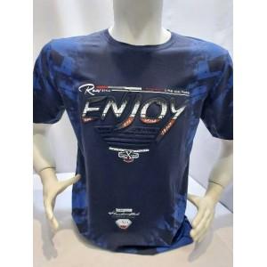 Футболка Enjoy (замовлення від 4 шт ростовкою, батал)