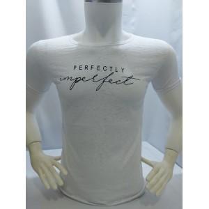 Футболка Perfectly imperfect (замовлення від 4 шт ростовкою)
