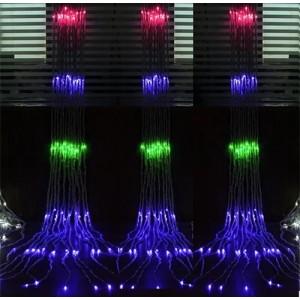 Гірлянда Водопад Xmas, LED 480, 4M*2M, RGB 7276
