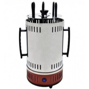 Електрошашличниця BBQ MS 7783 (червона)