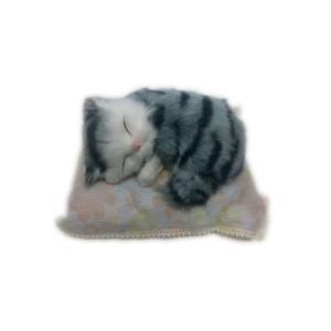 Кошечка на подушке G2