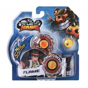 Волчок Auldey Infinity Nado Стандарт Blast Flame с устройством запуска