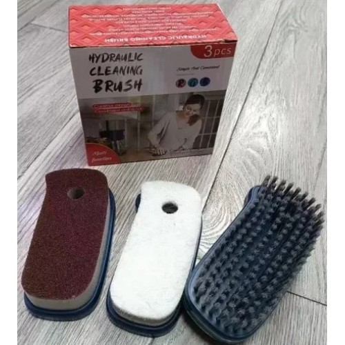 Универсальная чистящая щетка Hudraulic Cleaning  Brush  3 in 1