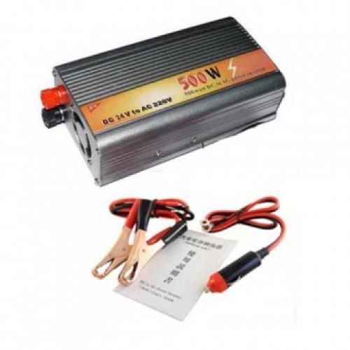 Преобразователь напряжения ( Инвертор) 12V-220 Вольт 500 Вт