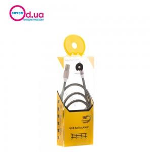Кабель Micro USB/LightNinG 1m WuW X-01