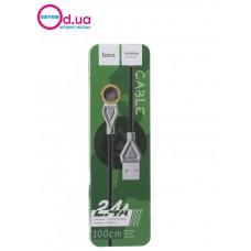 Кабель Type-C USB 1м HOCO U25