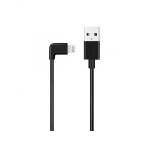 Кабель Apple usb Lightning Melkin M8J147 1,2 м Черный