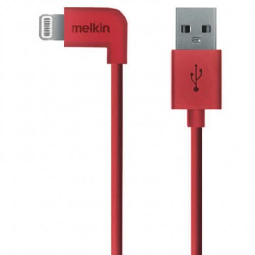 Кабель Apple usb Lightning Melkin M8J147 1,2 м Красный
