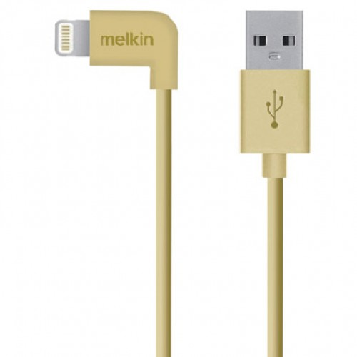 Кабель Apple usb Lightning Melkin M8J147 1,2 м Золотой