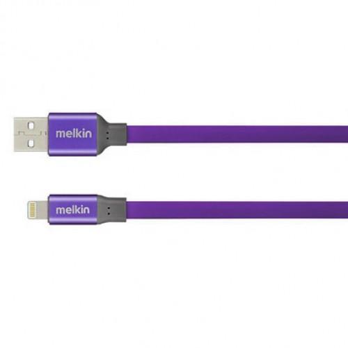Кабель Apple usb Lightning Melkin M8J161 1,2 м Фиолетовый